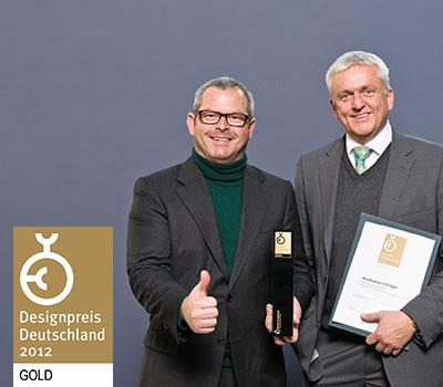 Designpreis Deutschland 2012 In Gold F R Hervorragende